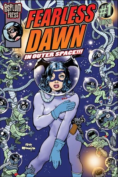 FEARLESS DAWN: IN OUTER SPACE #1