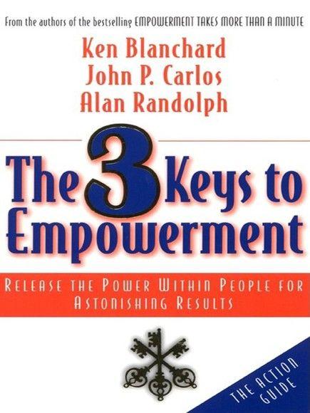 得到自主權的3個關鍵