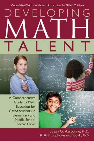 Developing Math Talent