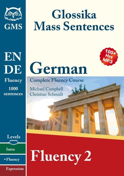 German Fluency 2 (Ebook + mp3)