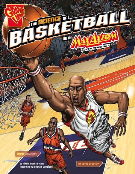 Science of Basketball with Max Axiom, Super Scientist