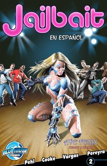 Jailbait (Spanish Edition) Vol.1 # 2