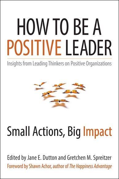 怎樣成為正面領袖