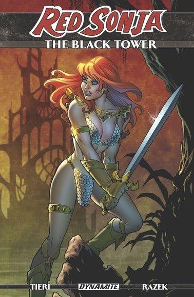 Red Sonja: Black Tower Vol. 1