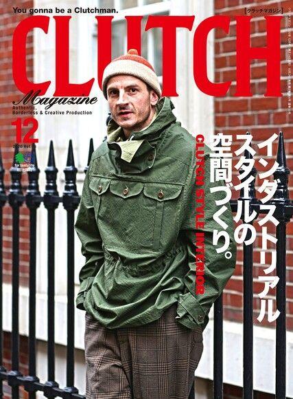 CLUTCH Magazine 2020年12月號 Vol.76【日文版】