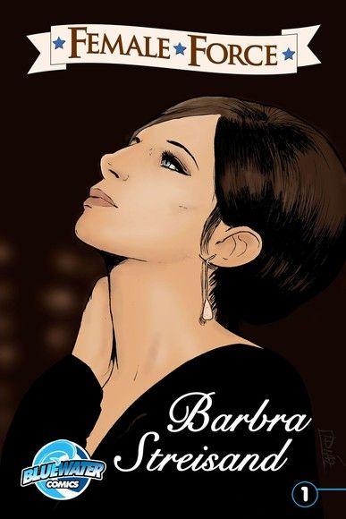 Female Force: Barbra Streisand