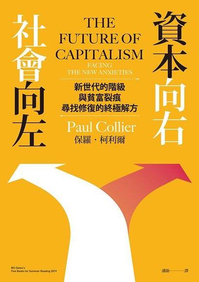 社會向左,資本向右