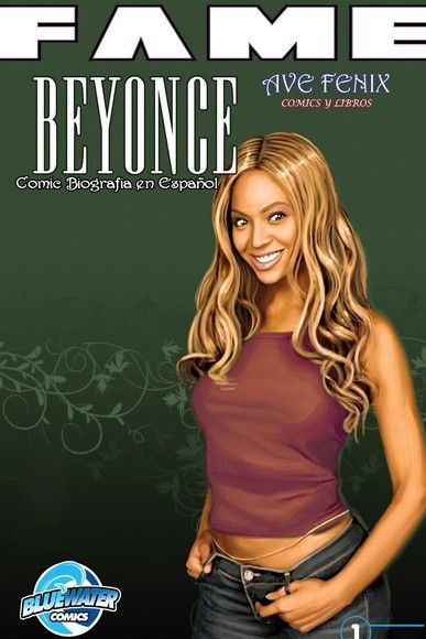 FAME: Beyonce (Spanish Edition)