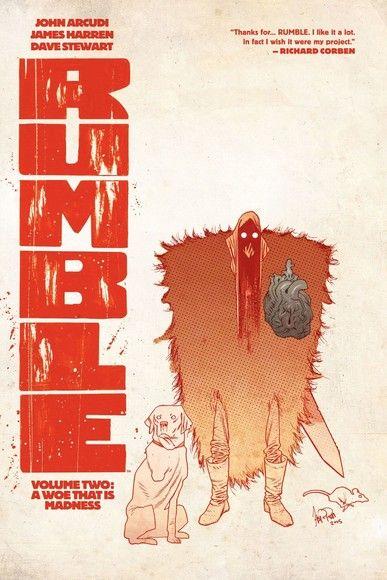 Rumble Tp Vol 2