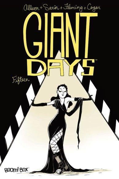 Giant Days #15