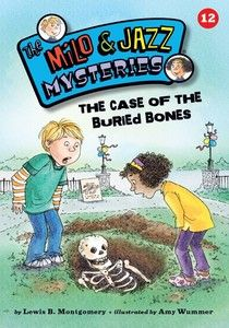 The Case of the Buried Bones #12