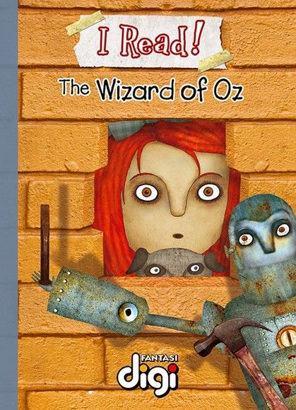I Read! The Wizard of Oz