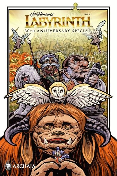 Jim Henson's Labyrinth 30th Anniversary Special