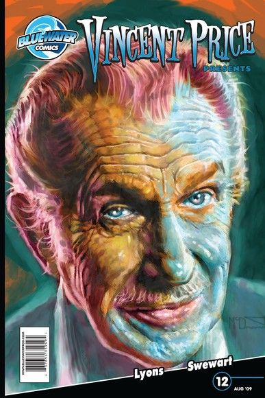 Vincent Price Presents Vol. 1 #12
