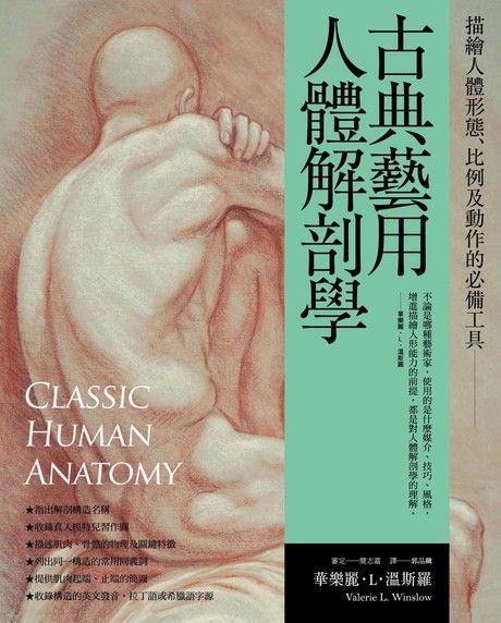 古典藝用人體解剖學
