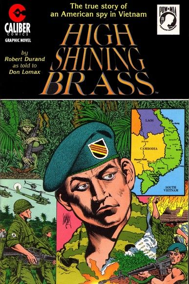 Vietnam Journal: High Shining Brass