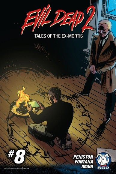 Evil Dead 2: Tales of the Ex-Mortis Chapter 8