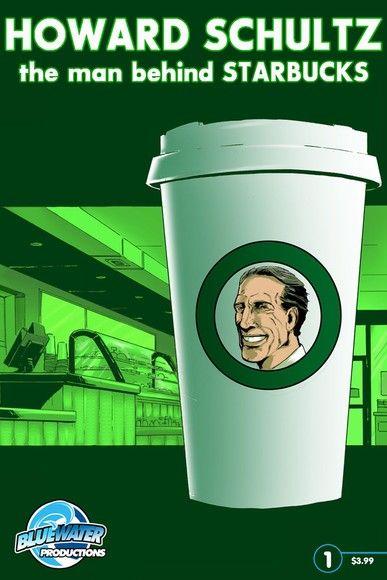 Orbit: Howard Schultz: The Man Behind STARBUCKS