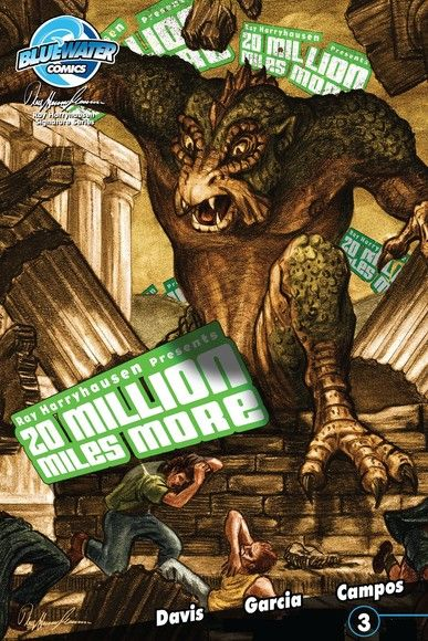 Ray Harryhausen Presents: 20 Million Miles More