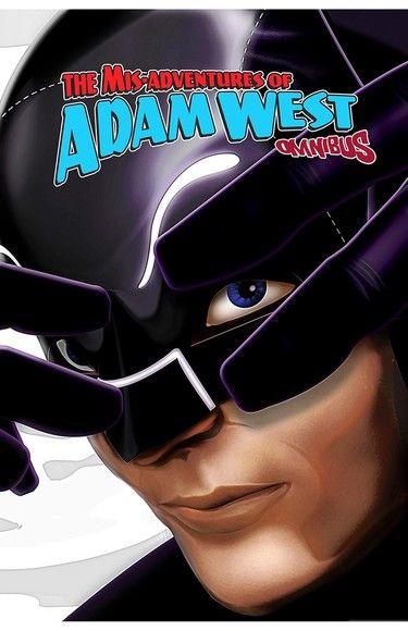 Misadventures of Adam West: Omnibus Vol.1 # GN