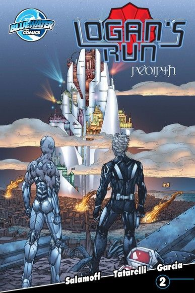 William F. Nolan's Logan's Run: Rebirth