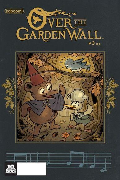 Over The Garden Wall #3