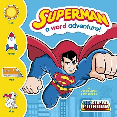 Superman: A Word Adventure!
