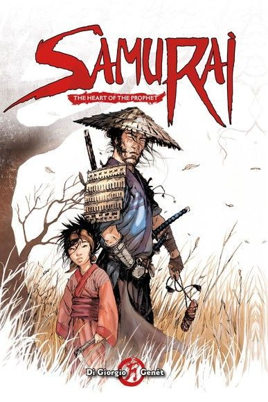 Samurai - Vol. 1-4: The Heart of the Prophet