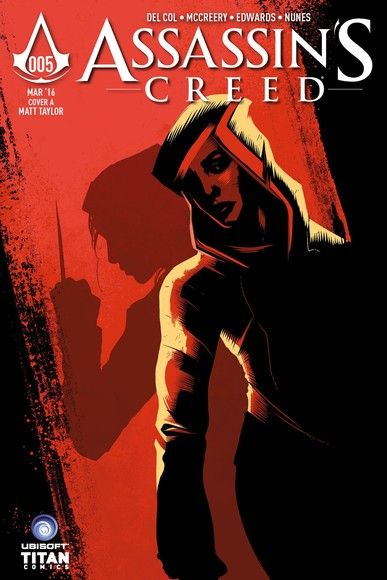 Assassin's Creed: Assassins #5