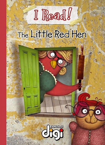 I Read! The Little Red Hen