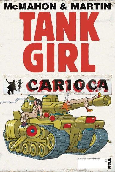Tank Girl: Carioca #2