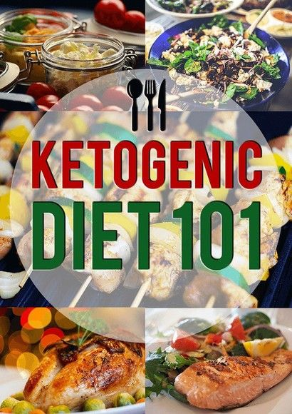 Ketogenic Diet 101