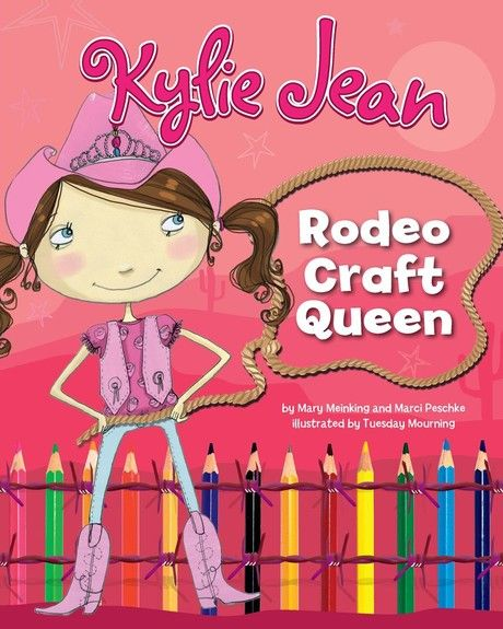 Kylie Jean Rodeo Craft Queen