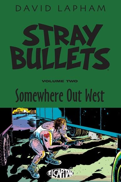 Stray Bullets Vol. 2