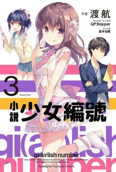 小說 少女編號 (3)