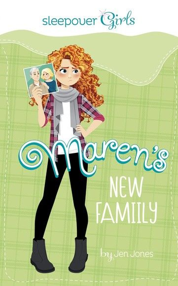Sleepover Girls: Maren's New Family