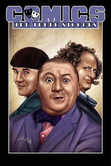 Comics: Three Stooges