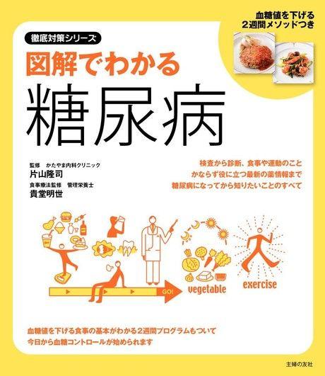 圖解糖尿病(日文書)
