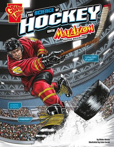 Science of Hockey with Max Axiom, Super Scientist