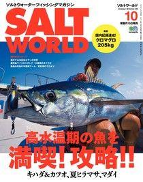 SALT WORLD 2016年10月號 Vol.120 【日文版】