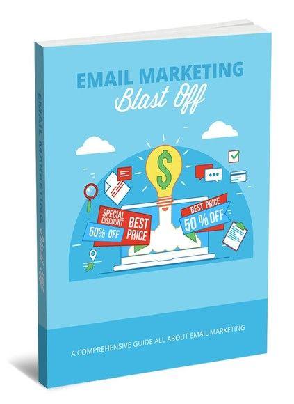 Email Marketing Blast Off