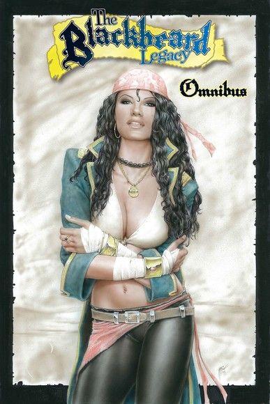 Blackbeard Legacy Omnibus Vol.1 # GN