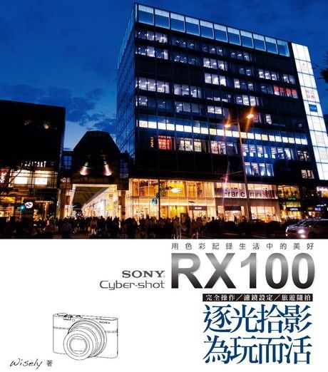 SONY Cyber-shot RX100逐光拾影.為玩而活