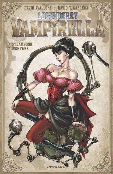 Legenderry: Vampirella Vol. 1