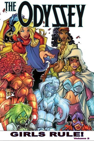 Odyssey: Girls Rule Volume 2