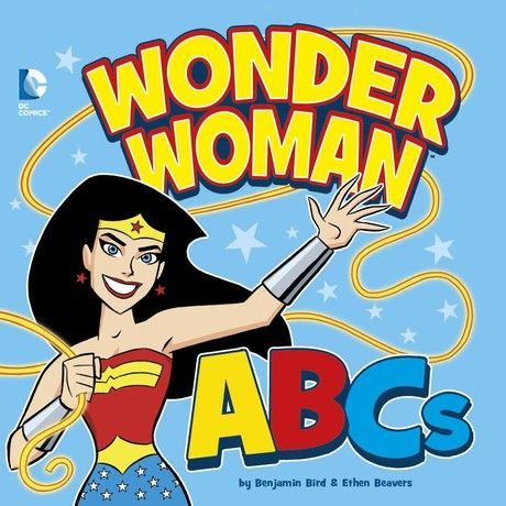 Wonder Woman ABCs
