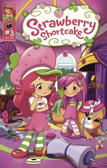 Strawberry Shortcake Vol.2 Issue 3
