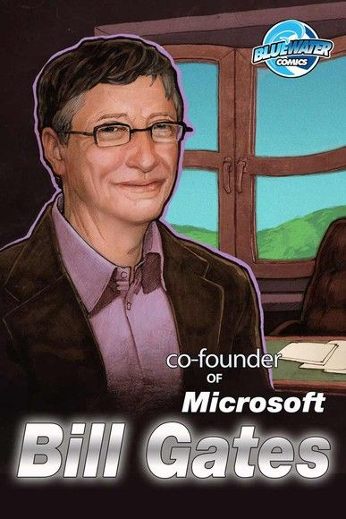 Orbit: Bill Gates: Co-founder of Microsoft Vol. 1 #GN