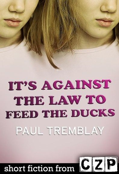 It's Against the Law to Feed the Ducks