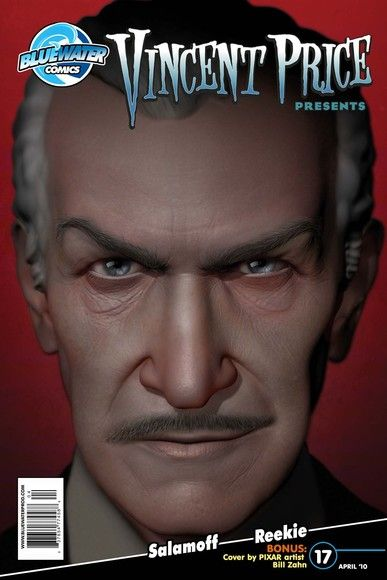 Vincent Price Presents Vol. 1 #17